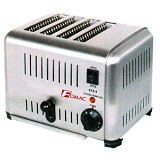 FOMAC Bread Toaster 4 Slice [BTT-DS4] - Toaster